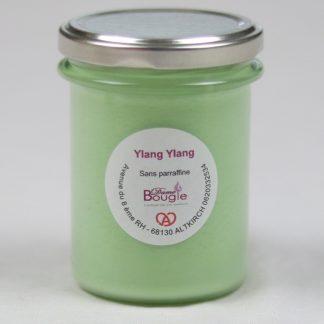 Bougie pot ylang-ylang